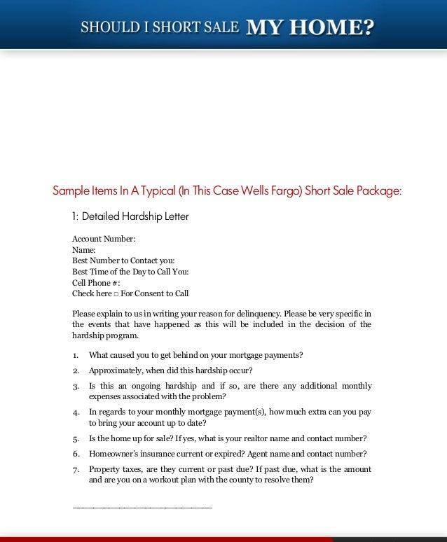 e book should i short sale my home rh slideshare net Wells Fargo Horses Wells Fargo Sign On