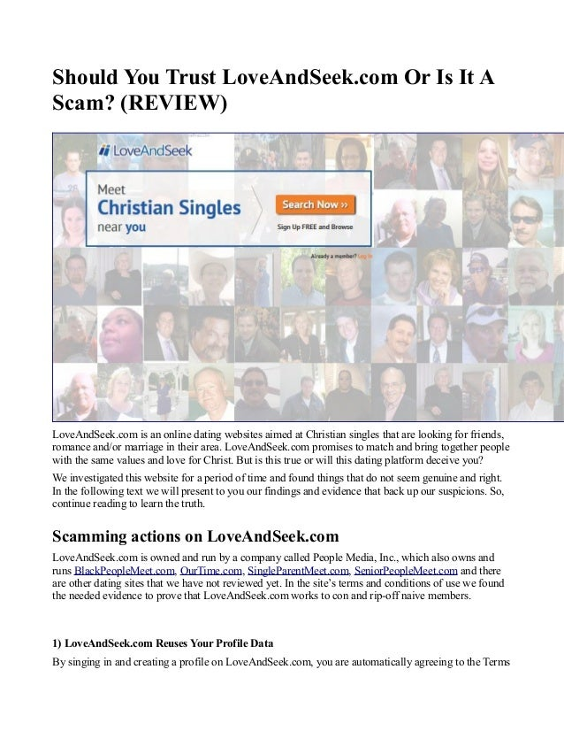 Running singles site review
