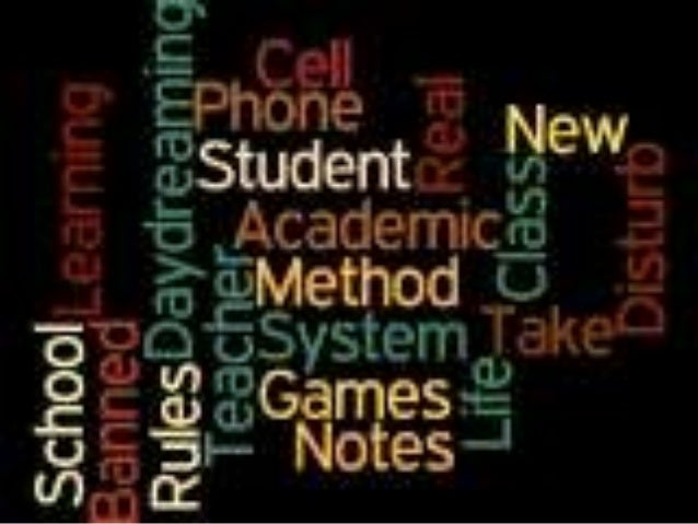the use of cellphones should be prohibited at school Cell phones should not be allowed in classrooms because they cause students why cell phones should not be allowed in should cell phones be banned in school.