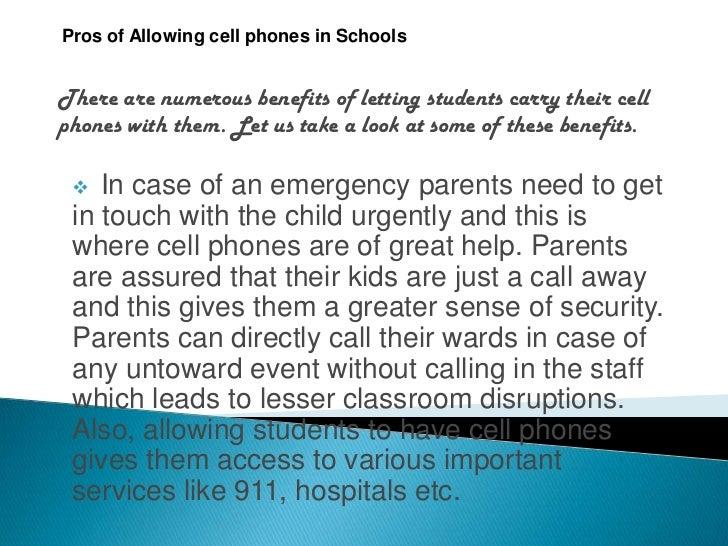 Against essay mobile phones