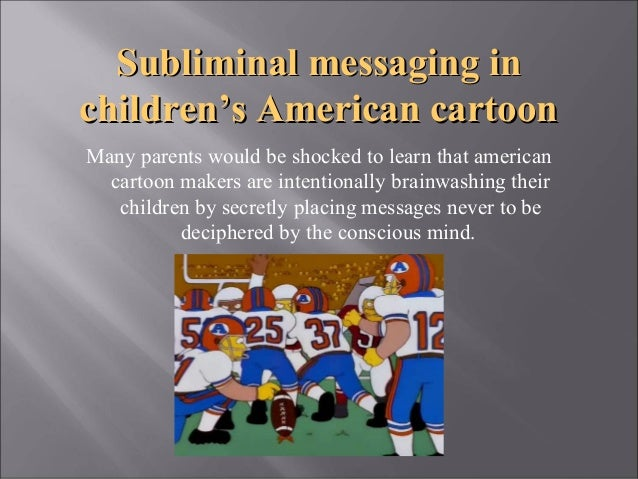 an analysis of the influence of television in the american children Analysis of children's television advertisements and  of the american family to fall  include the changing influence of children on family.