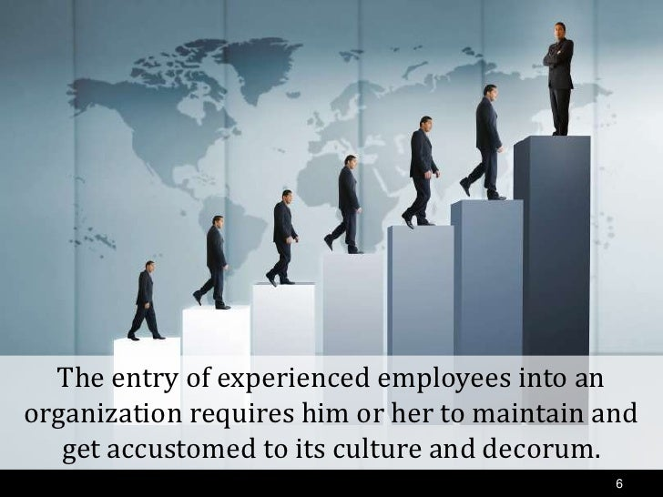 should experienced employees be trained