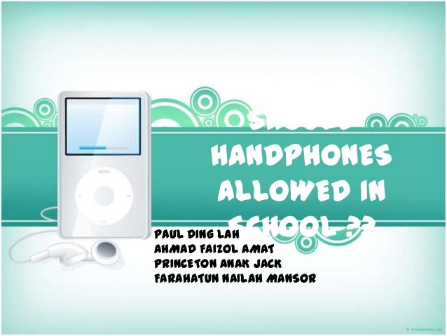 should hand phones be allowed in school essay Cell phones allowed in school – 5 reasons for allowing them by i suggest that cell phones should be allowed in schools this helped me for an essay for.