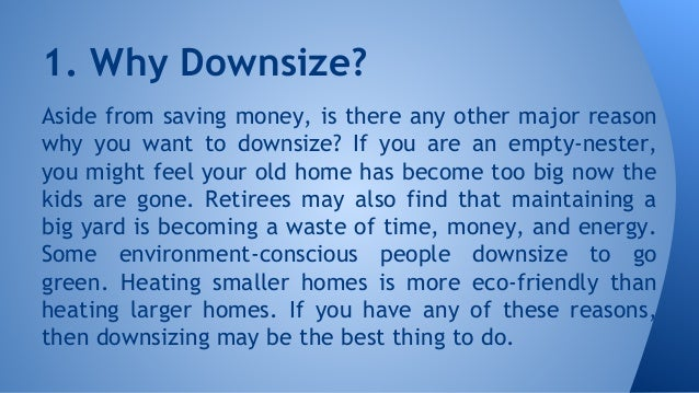 Why downsizing is the best option to reduce labor cost