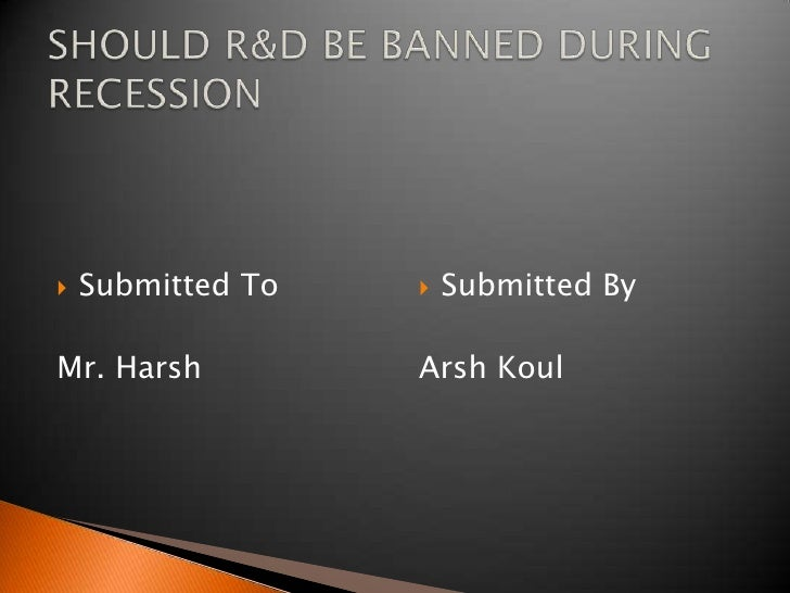    Submitted To      Submitted ByMr. Harsh          Arsh Koul