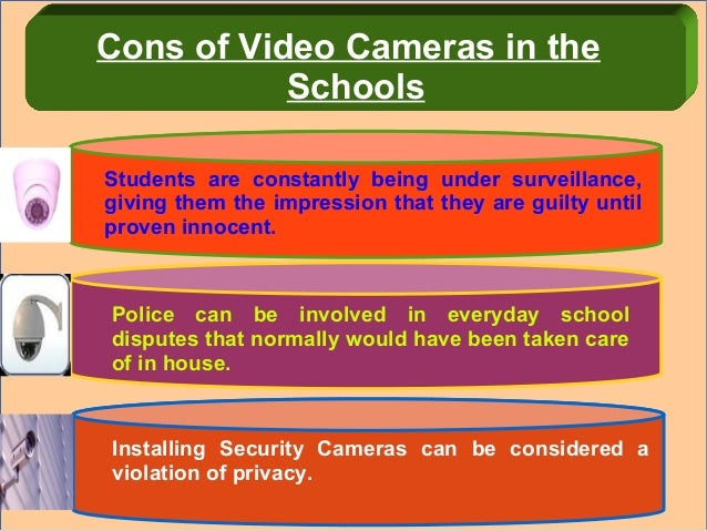 are law enforcement cameras an invasion of privacy thesis Are law enforcement cameras an invasion of privacy pro law enforcement cameras placed everywhere in the supermarkets and in the small shops.