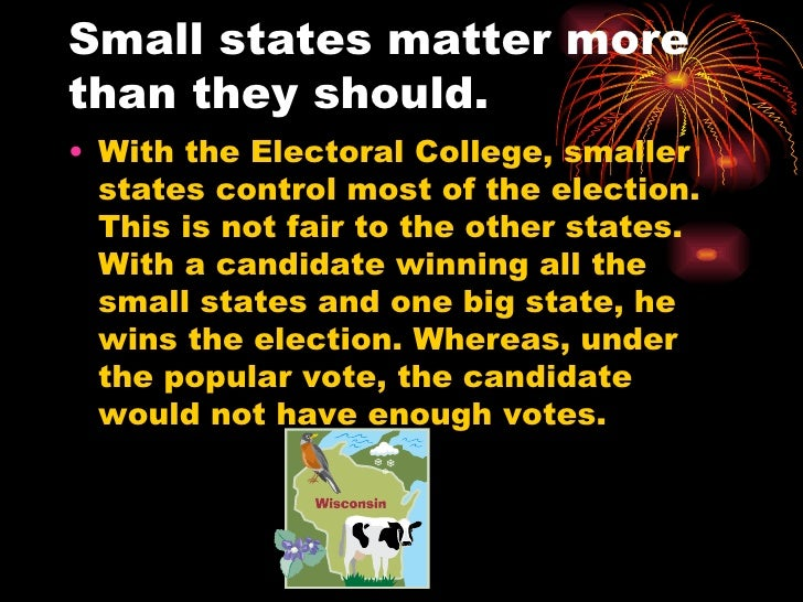 should the electoral college be abolished