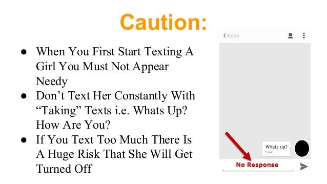 What To Text A Girl If You Like Her