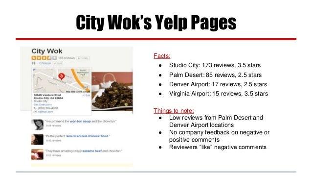 City Presentation