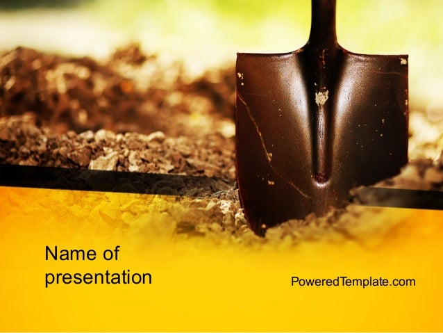 name of presentation poweredtemplatecom