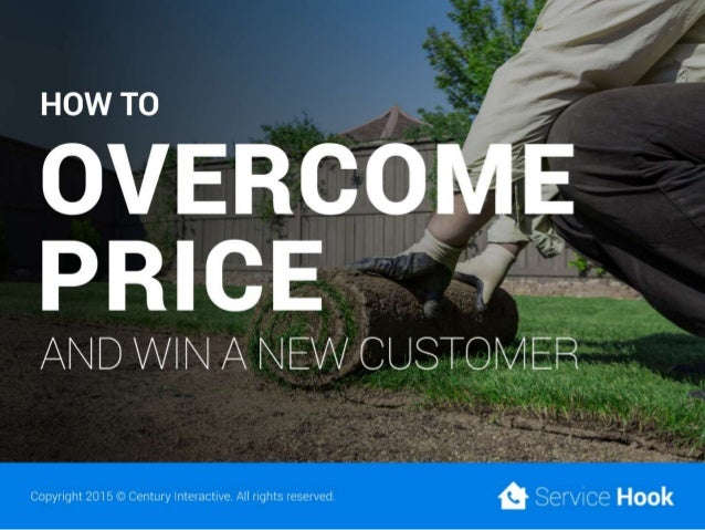 How to Overcome Price and Win a New Customer