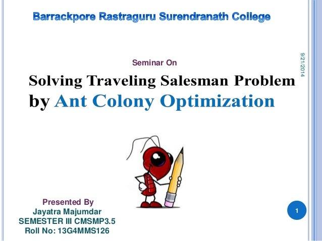 Ant Colony Optimization Ebook