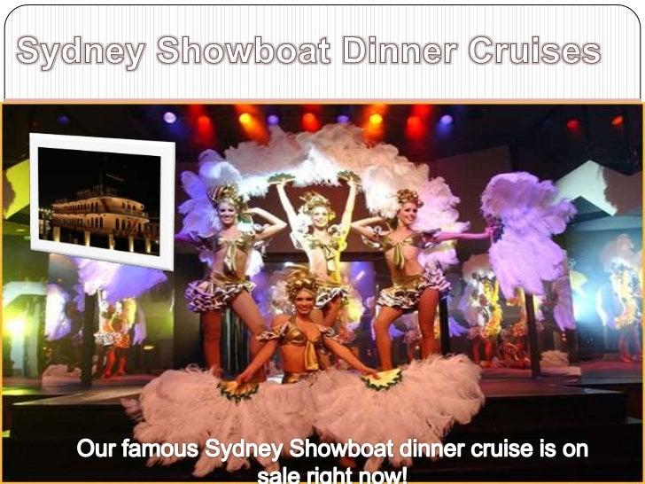 Showboat Dinner CruiseHighlights