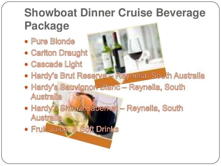 Dinner Cruise Sydney Harbour Slide 3
