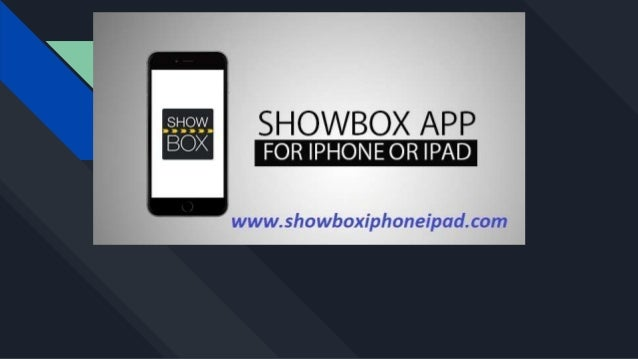 where can i download showbox for iphone