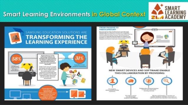 Show case global smart learning environment Slide 2