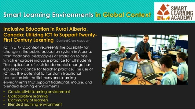Innovative Classroom Practices In The Light Of Constructivism In ~ Show case global smart learning environment