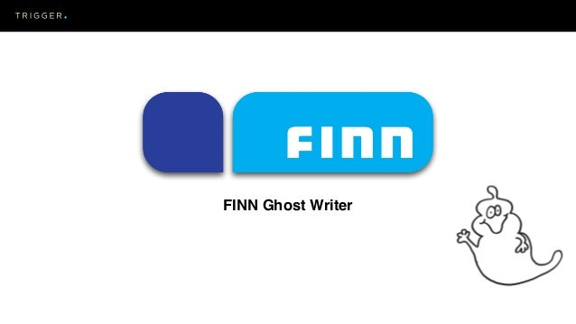 FINN Ghost Writer