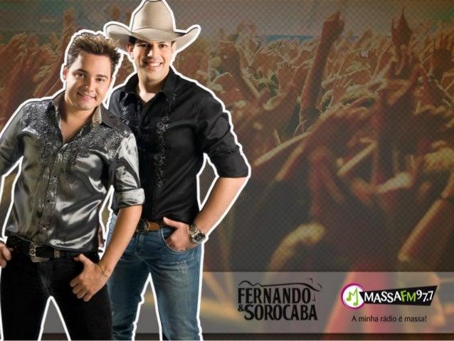 Atingindo um Universo Potencial de 3.175.390 de habitantes na Grande Curitiba, a Massa FM pertence ao Grupo Massa, um dos ...