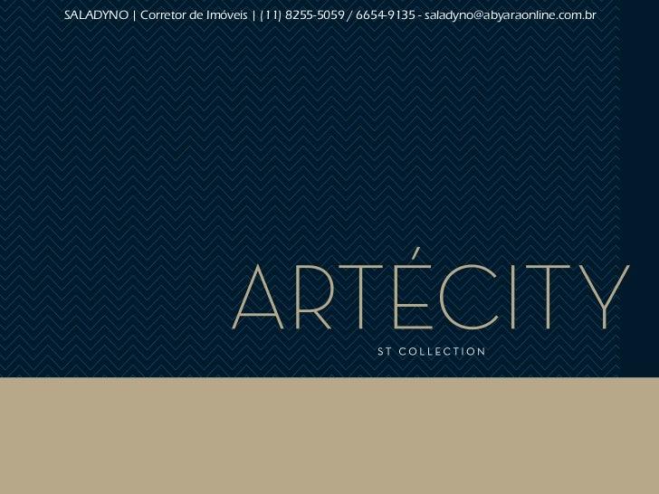 SALADYNO | Corretor de Im€veis | (11) 8255-5059 / 6654-9135 - saladyno@abyaraonline.com.br