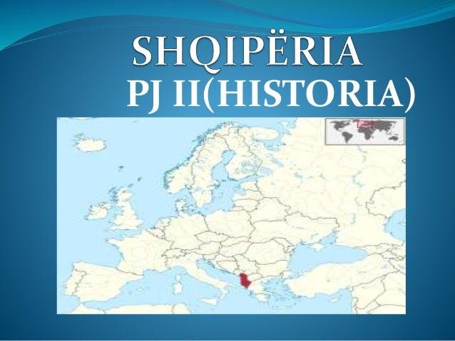 PJ II(HISTORIA)