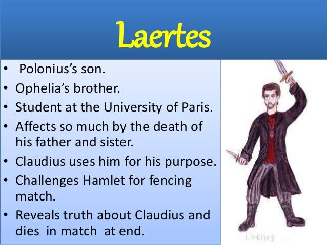 a character analysis of polonius from hamlet Hamlet character analysis  to being completely uncaring about the fact that he has killed polonius  hamlet analysis help.