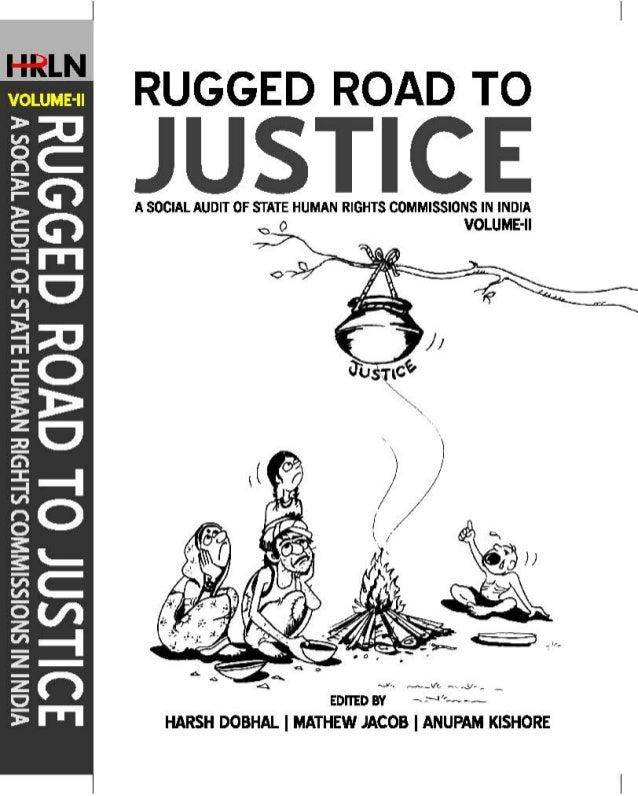 VOLUME-II  EDITED BY  HARSH DOBHAL | MATHEW JACOB | Anupam kishore  human rights law network new delhi, india