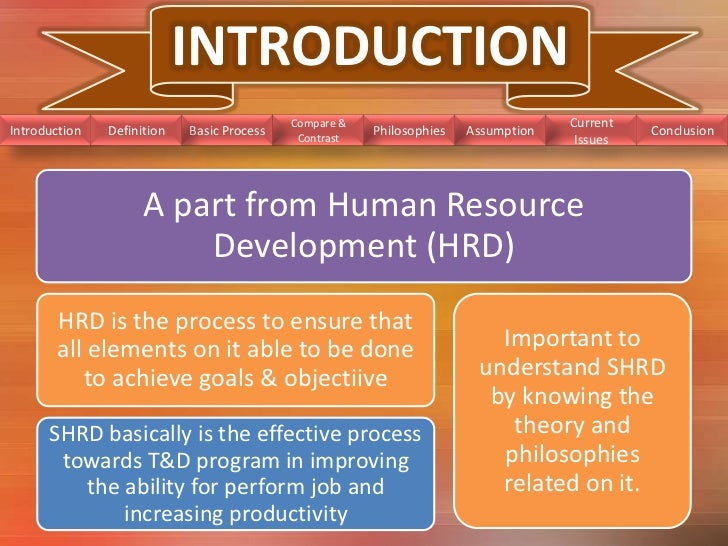 strategic human resource development programs in Development program and leadership va va human resources strategic plan the strategic management of its human resources 4.