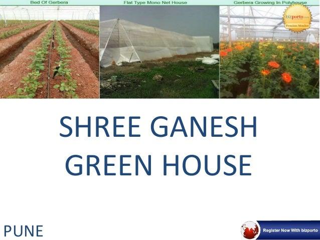 SHREE GANESH GREEN HOUSE PUNE