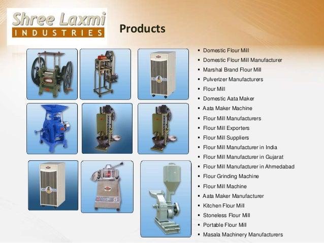 Shree Laxmi Industries Flour Mill Suppliers Pulverizer