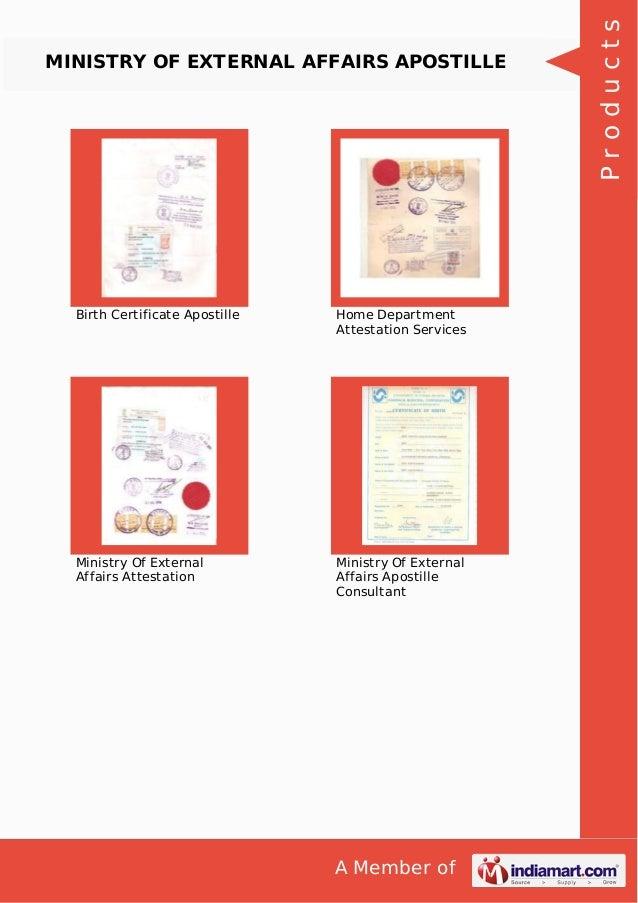 Shree sai nath documentation india pvt ltd new delhi for Consul external service