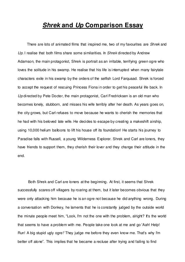 shrek 2 essays How to write a essay about career goals ua p essays on education ua p essays on education writing an empathetic essay cause and effect essay.