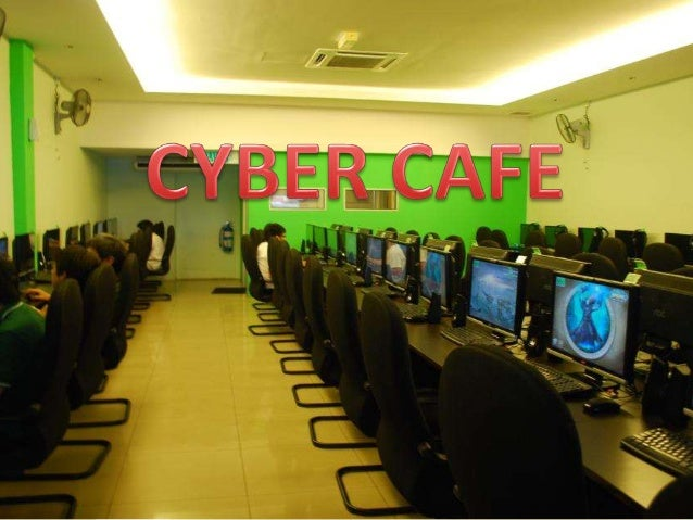 Information sources inernet cybercafe teleconferencing for Internet cafe interior designs