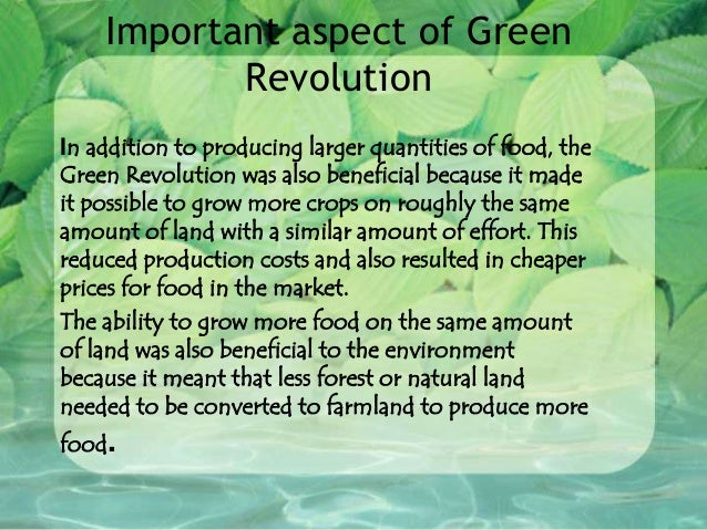 ppt green revolution jpg cb  failures of green revolution 12