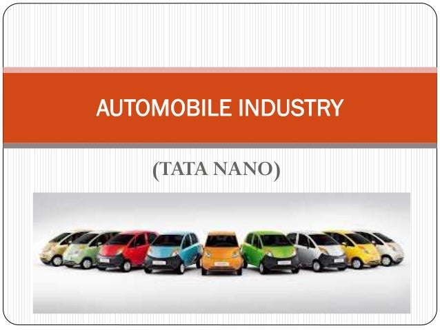 Scm system of automobile industry tata nano automobile industry cheapraybanclubmaster Choice Image