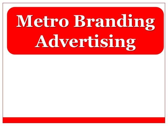 Metro Branding Advertising