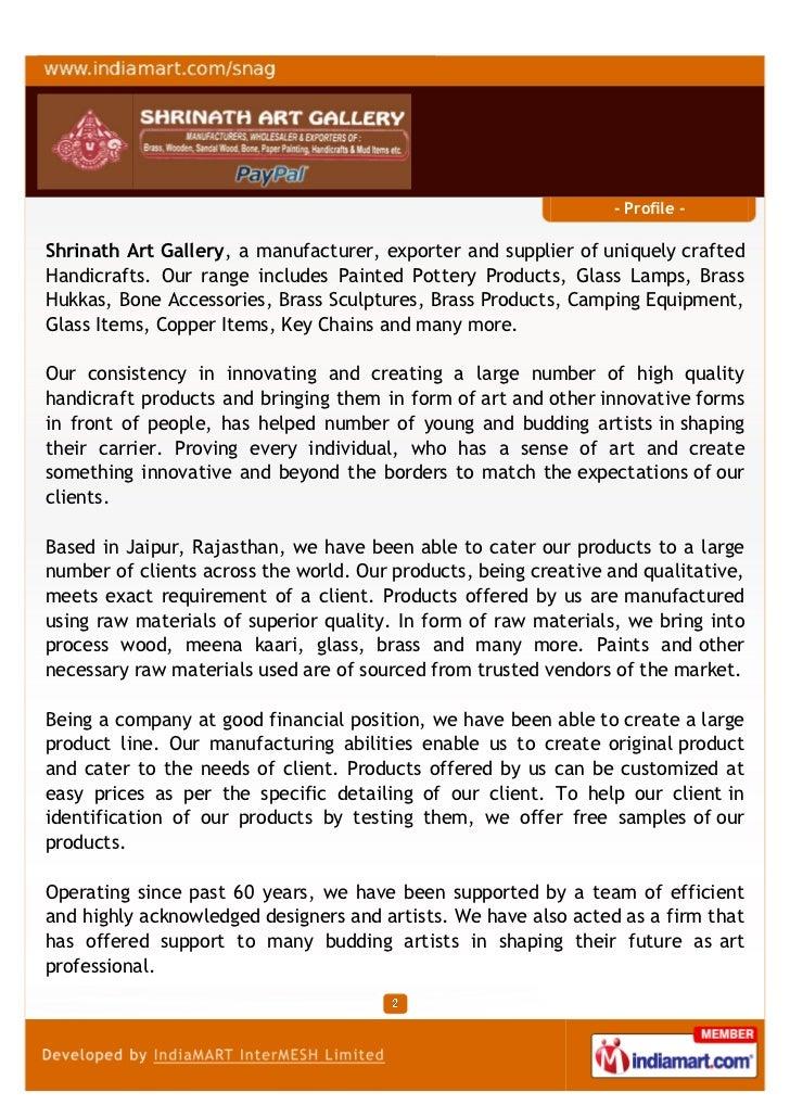 Shrinath Art Gallery, Jaipur, Wooden Jaali Work Animal Slide 2