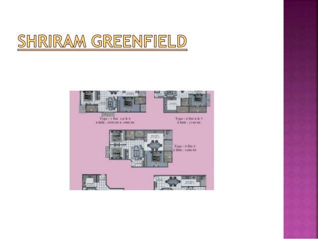 Shriram greenfield
