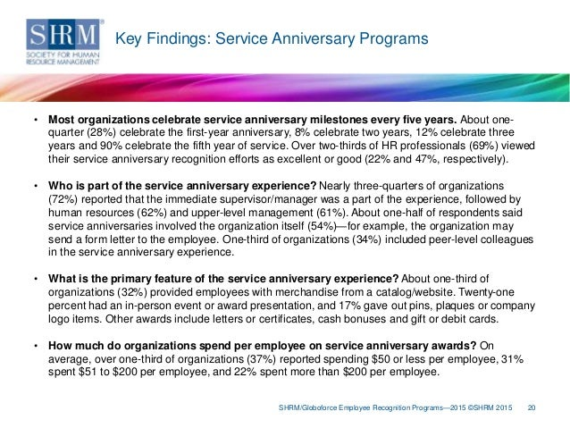 Shrmgloboforce employee recognition programs2015 shrmgloboforce employee recognition programs2015 shrm 2015 19 service anniversary programs 20 spiritdancerdesigns Choice Image