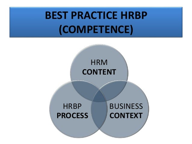 hrm as a strategic partner The hr business partner program is specifically intended for ambitious senior  hr professionals who want to develop into a strategic business partner you will .
