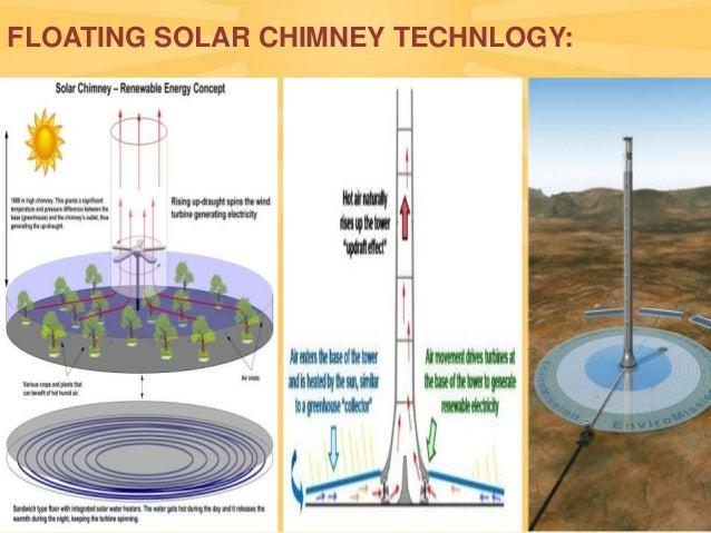 Floating Solar Chimney Technology Pdf