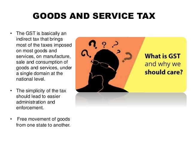 good services tax 1 najib's apologists have tried very hard to justify the gst the government collects more than forty-billion ringgit from gst last year and more will be.