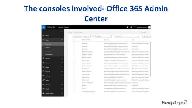 Overcoming the challenges of Office 365 user management in