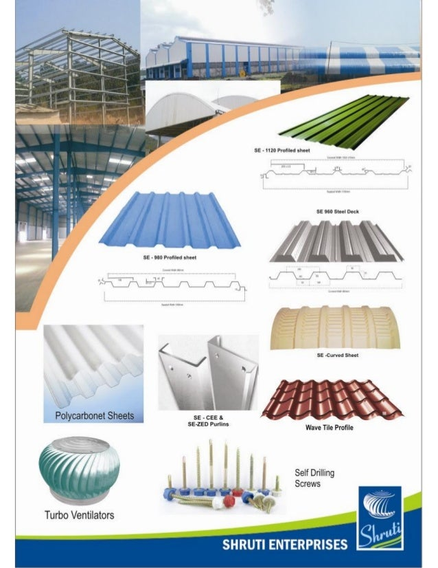 Shruti Enterprises, Pune, Roofing Sheet