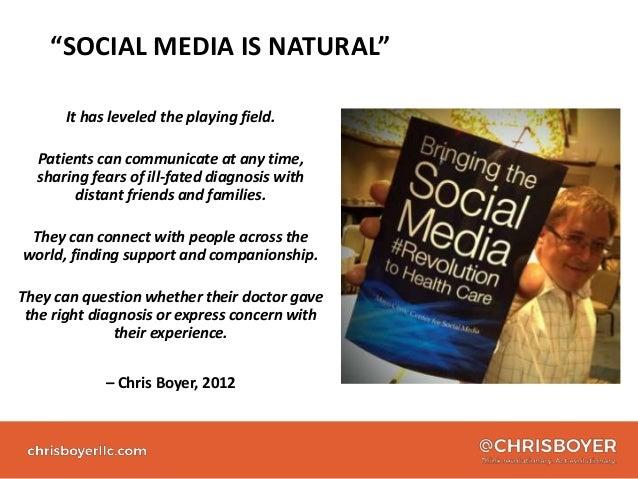 Beyond Posting - the Evolution of Social Media in Healthcare Slide 2