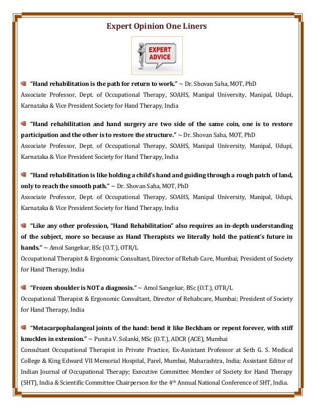 SHT, India 4th Annual Conference Souvenir.