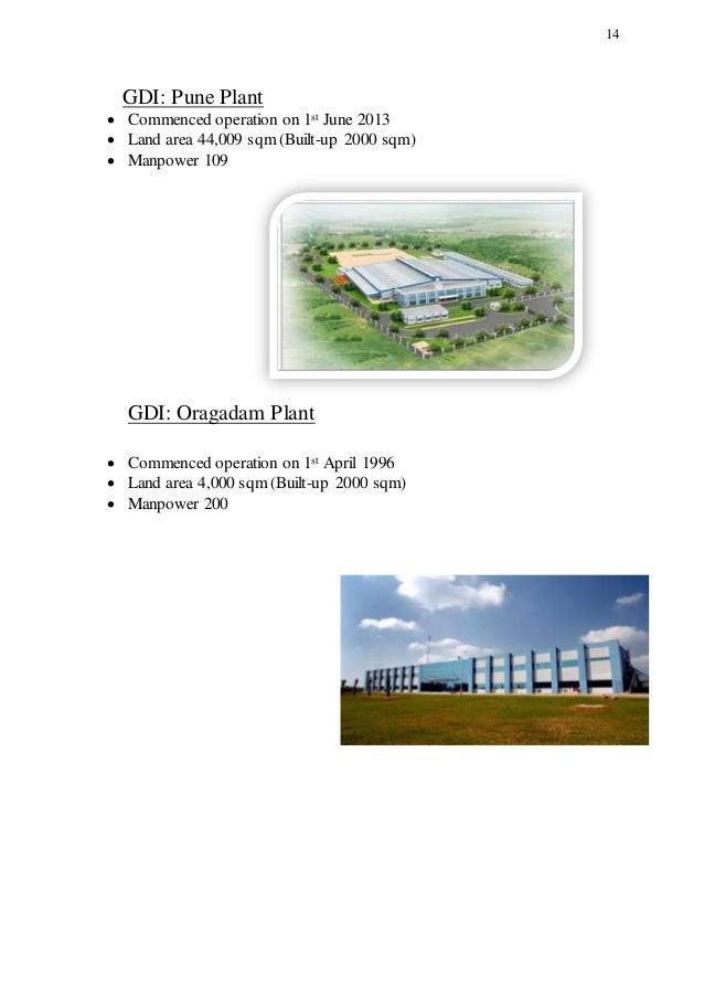 Gkn Driveline Report