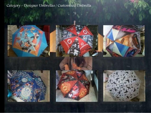 Category – Designer Umbrellas / Customized Umbrella