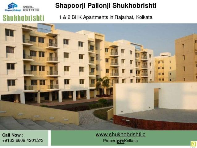 1 BHK and 2 BHK Apartments Rajarhat, Kolkata at Shukhobrishti Slide 3