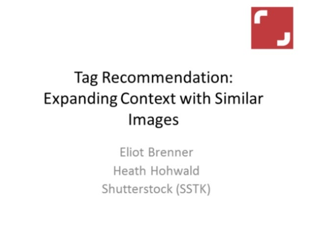 Increase Performance with Automatic Keyword Recommendation - Eliot Brenner